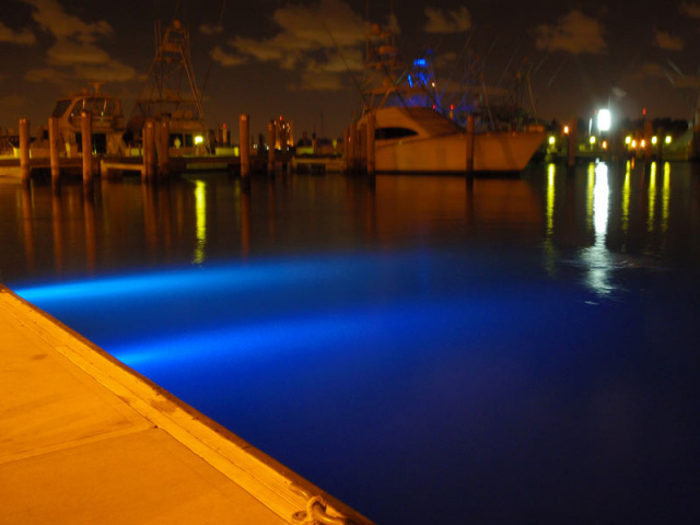ocean led dock lights, Reel Combo
