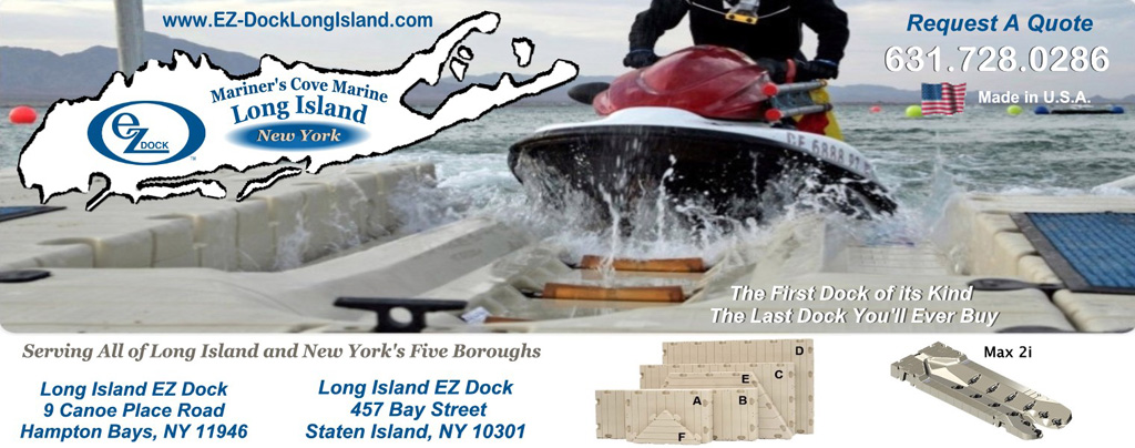 Welcome to EZ Dock Long Island - Your Suffolk and Nassau County, NY